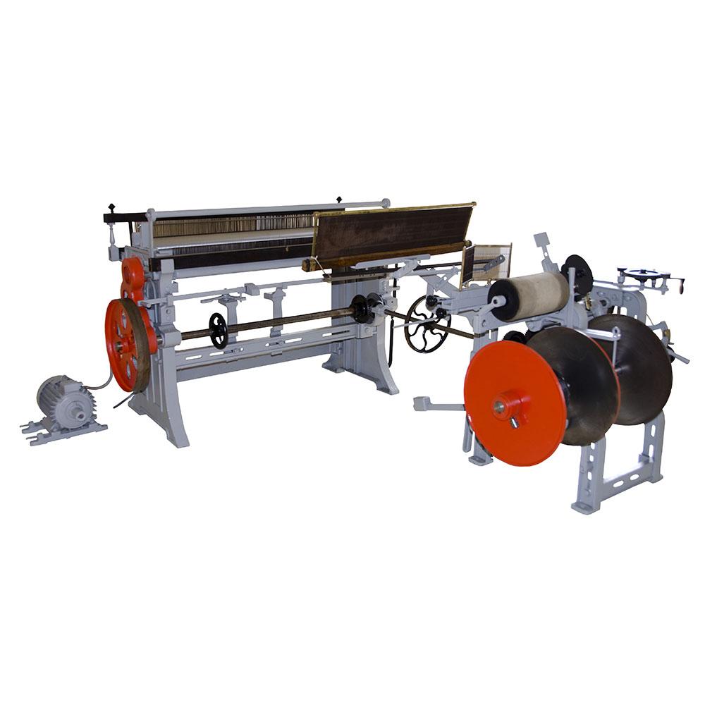 Urdideira Henry Livesey, Lda. – Máquina têxtil para a preparação da tecelagem