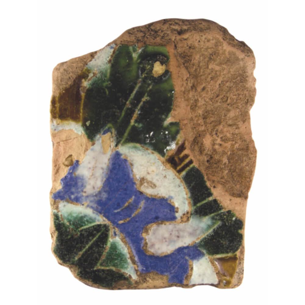 Azulejo tipo hispano-árabe