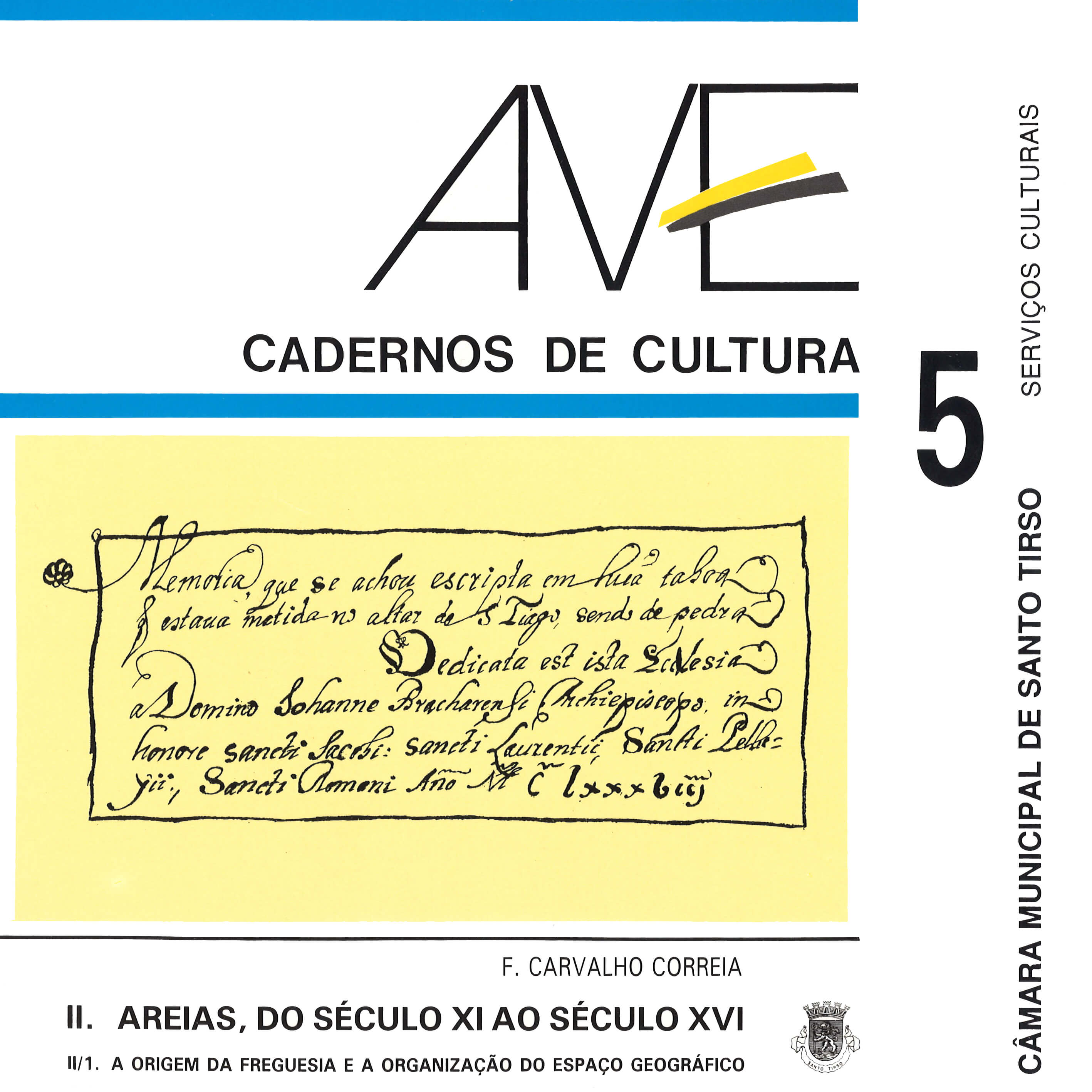 Cadernos do Ave nº5