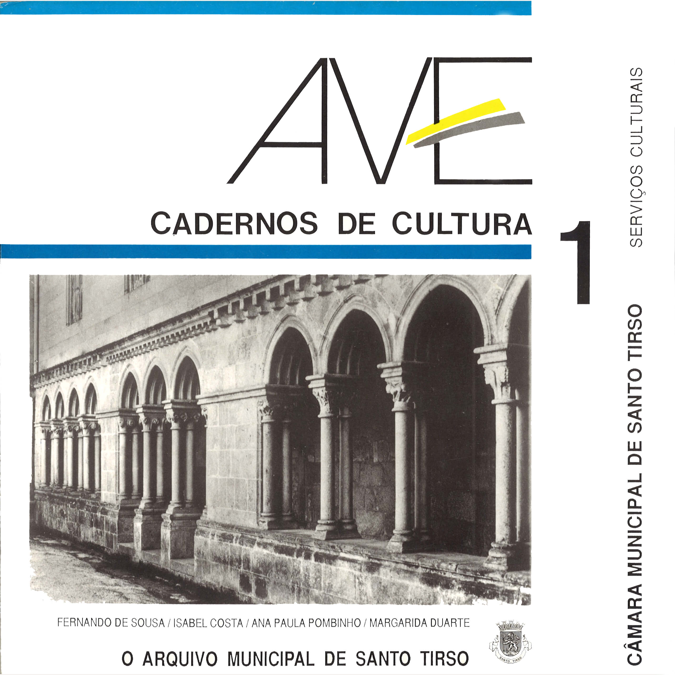 Cadernos do Ave nº1
